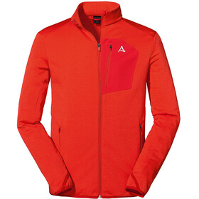 Schöffel Savoyen2 Fleece Jacket Men fiery red